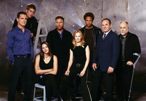 series de tv CSI Miami